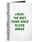 Linux: Sliced bread Journal