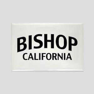Bishop California Rectangle Magnet
