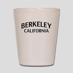 Berkeley California Shot Glass