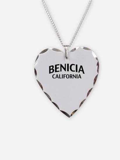 Benicia California Necklace