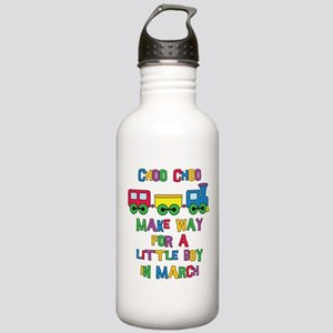 Train Due March Stainless Water Bottle 1.0L