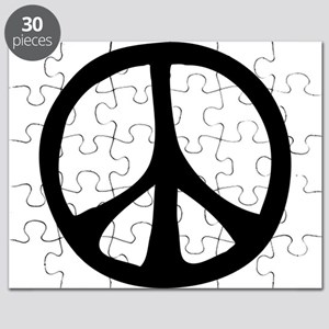 Flowing Peace Sign Puzzle