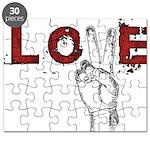 Love Peace V Puzzle