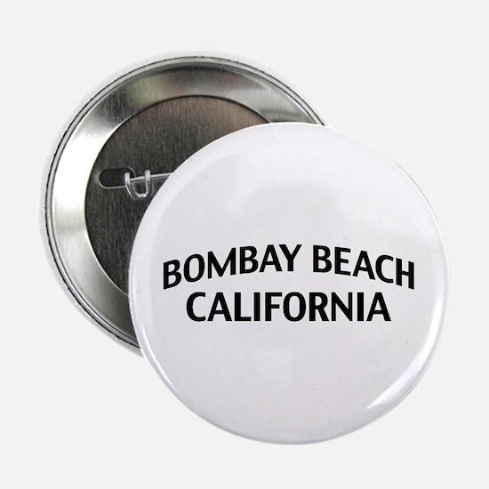 """Bombay Beach California 2.25"""" Button"""