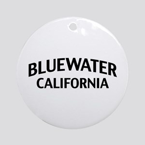 Bluewater California Ornament (Round)