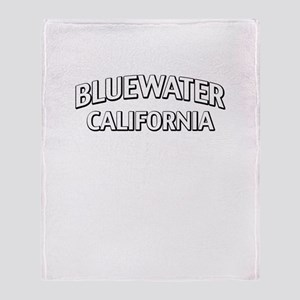 Bluewater California Throw Blanket