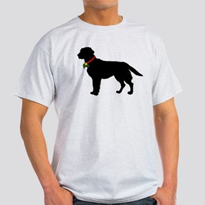 Labrador Retriever Silhouette Light T-Shirt