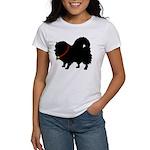 Christmas or Holiday Pomerani Women's T-Shirt