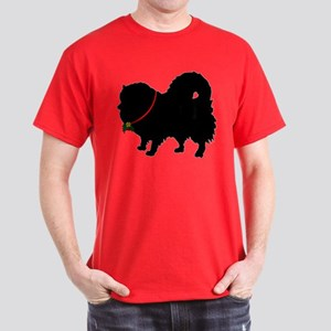 Christmas or Holiday Pomerani Dark T-Shirt