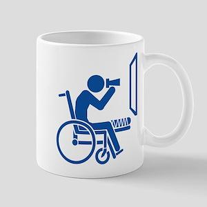 Rear Window Ethics Mug