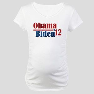 Obama Biden 2012 Maternity T-Shirt