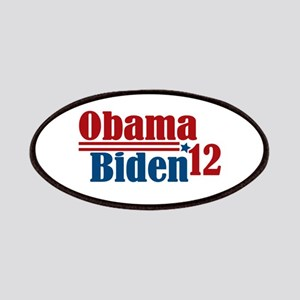 Obama Biden 2012 Patches