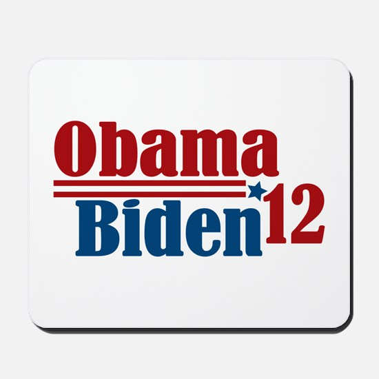 Obama Biden 2012 Mousepad