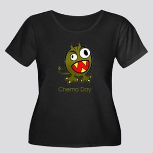Chemo Day Plus Size T-Shirt