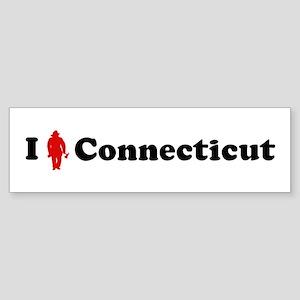 Connecticut Firefigher Bumper Sticker