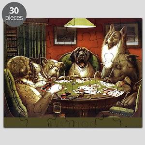 Waterloo Dog Poker Puzzle