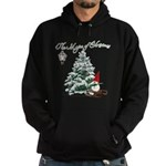The Magic of Christmas Hoodie (dark)