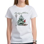 The Magic of Christmas Women's T-Shirt