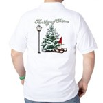 The Magic of Christmas Golf Shirt