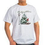 The Magic of Christmas Light T-Shirt