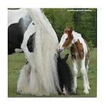 Gypsy Foal Series - Tile Coaster #3