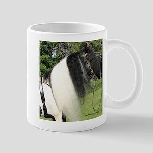 Gypsy Vanner Stallion Mug