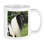 Gypsy Vanner Stallion Mug