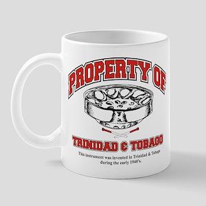 Property Of trinidad and Toba Mug
