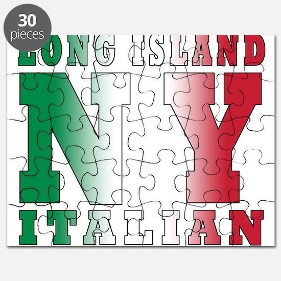 Long Island Italian Puzzle