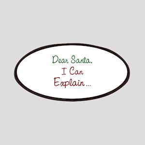 Dear Santa Patches