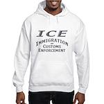 Immigration Customs Enforcement - Hooded Sweatshi