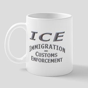 Immigration Customs Enforcement -  Mug