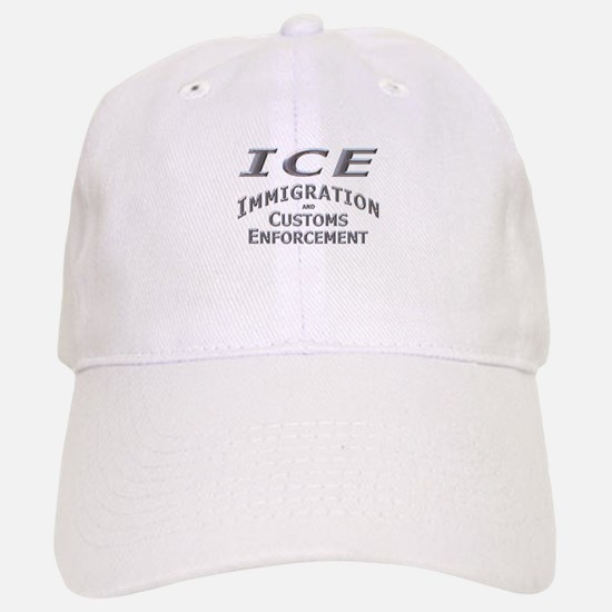 Immigration Customs Enforcement - Baseball Baseball Cap