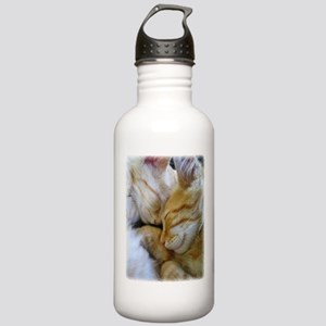 Snuggle Kittens Stainless Water Bottle 1.0L