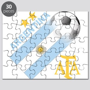 Argentina world cup soccer Puzzle