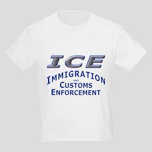 ICE - Immigration & Customs: Kids T-Shirt