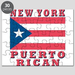 New York Puerto Rican Puzzle