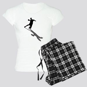 Handball Player Women's Light Pajamas