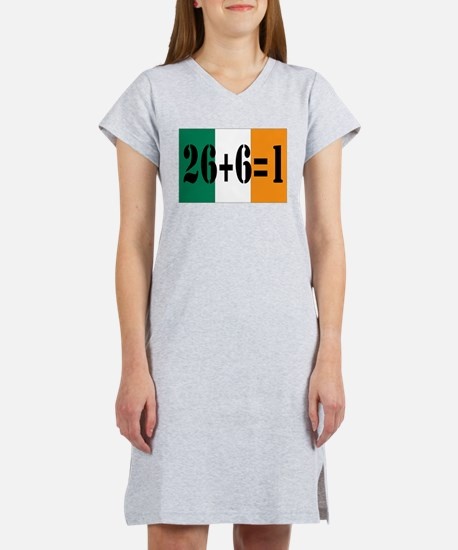 Irish pride Women's Nightshirt