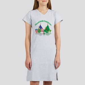 Irish American Women's Nightshirt