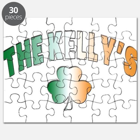 Unique Irish pride Puzzle