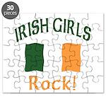 Irish Grils Rock Puzzle