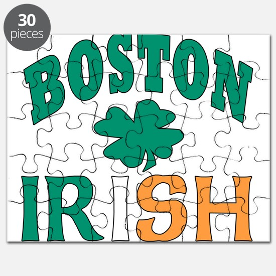 Boston irish Puzzle