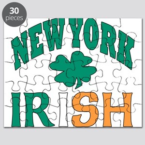 New York irish Puzzle