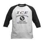 ICE - ICE Seal 8 - Kids Baseball Jersey