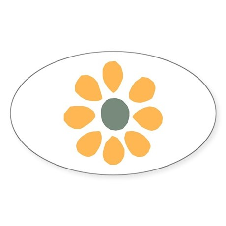 Blume Sticker