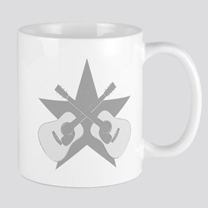 ACOUSTIC GUITARS STAR Mug