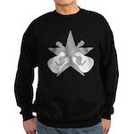 ACOUSTIC GUITARS STAR Sweatshirt (dark)