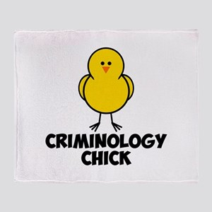 Chick Throw Blanket
