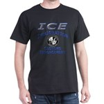 US Immigration & Customs:  Black T-Shirt